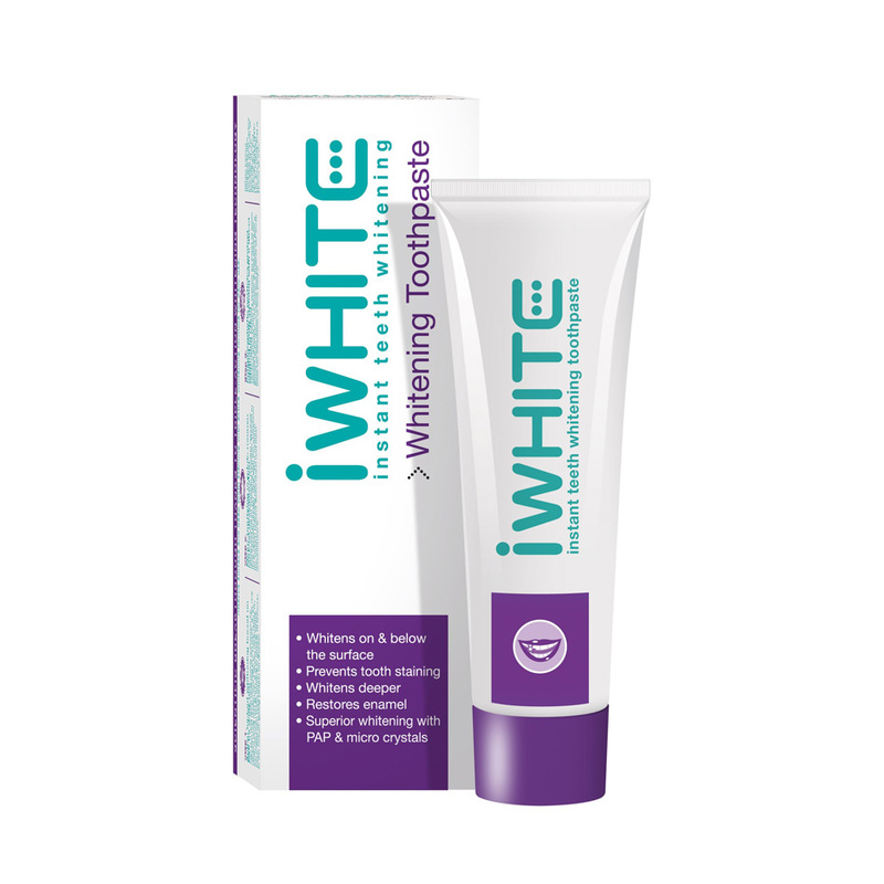 iWhite Whitening Toothpaste, 75ml