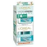 L'Oreal Paris Hydra Fresh Aqua Essence Twins Pack 30mLx2