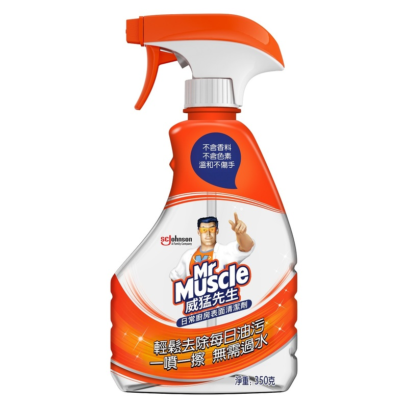 Mr.Muscle Daily Surface Mist 350g
