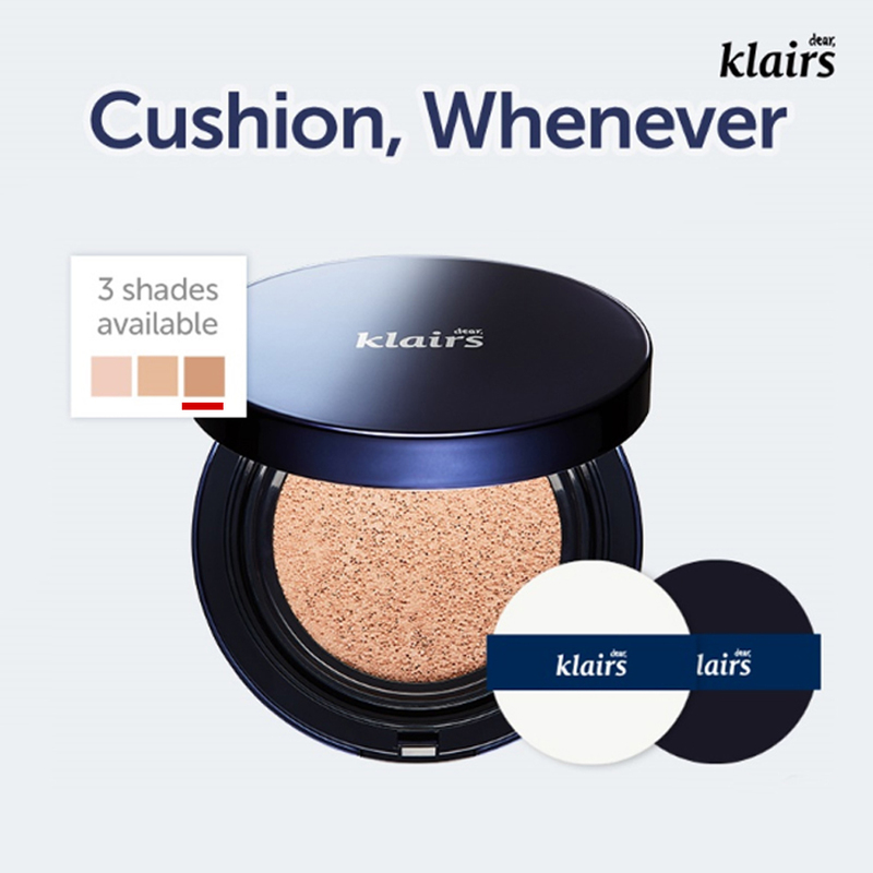 Dear, Klairs Cushion, Whenever 23W Ecru 15g