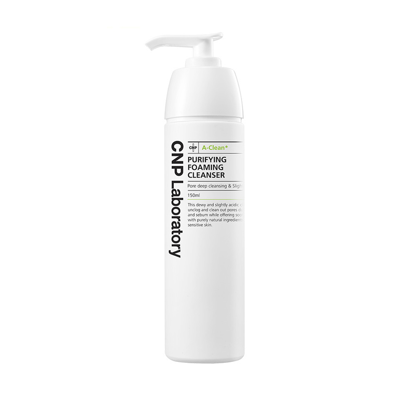 CNP Laboratory A-Clean Purifying Foaming Cleanser, 150ml