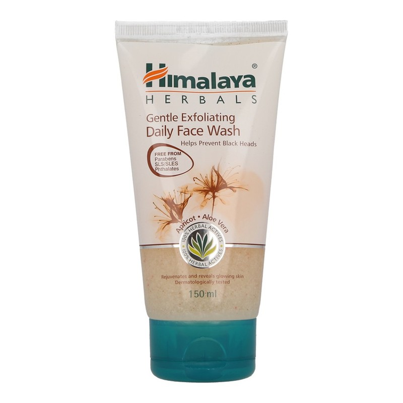 Himalaya Gentle Exfo Daily Face Wash, 150ml