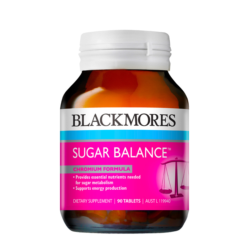 Blackmores Sugar Balance, 90 tablets