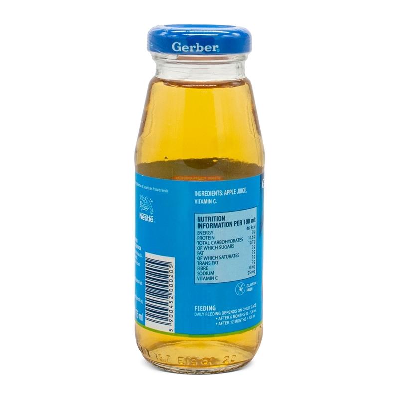 Gerber Apple Juice, 175ml