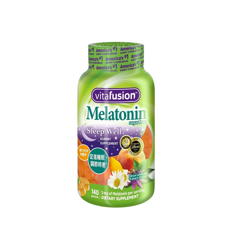 Vitafusion Melatonin Gummy 140pcs