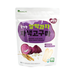Renewallife Ddoddomam Organic Rice Rusk Purple Sweet Potato 20g