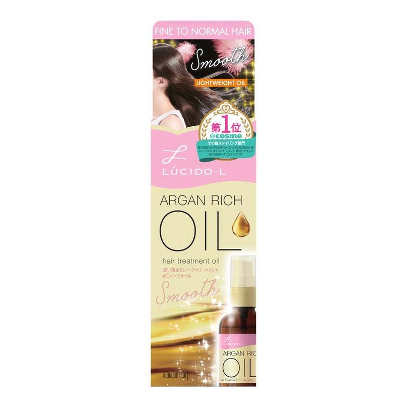 Lucido-L Argan Treatment Oil, 60ml