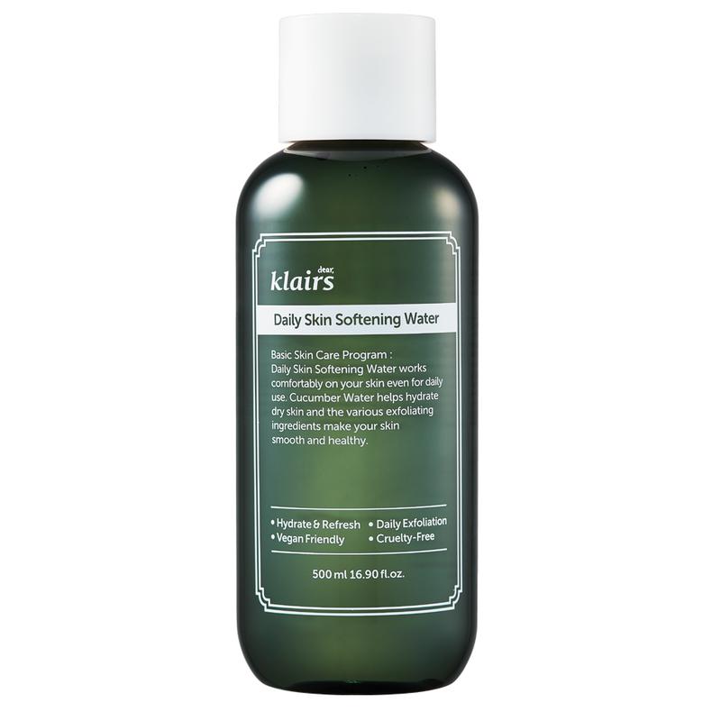 Dear, Klairs Daily Skin Softening Water
