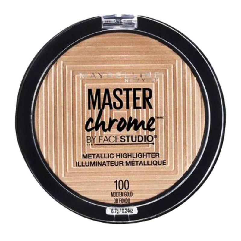 Maybelline Face Studio Master Chrome Molten Gold 6.7g