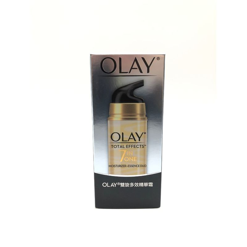 Olay Total Effects Moisturizer+Essence Duo 40mL