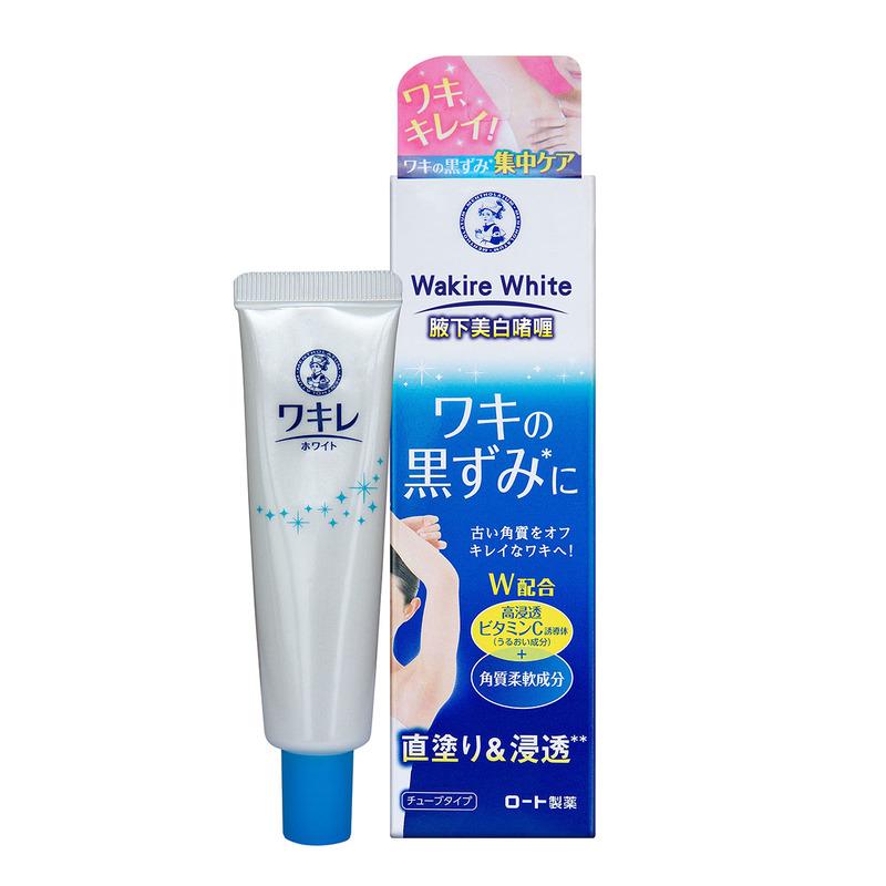 Mentholatum Wakire Whiten Jell 20g