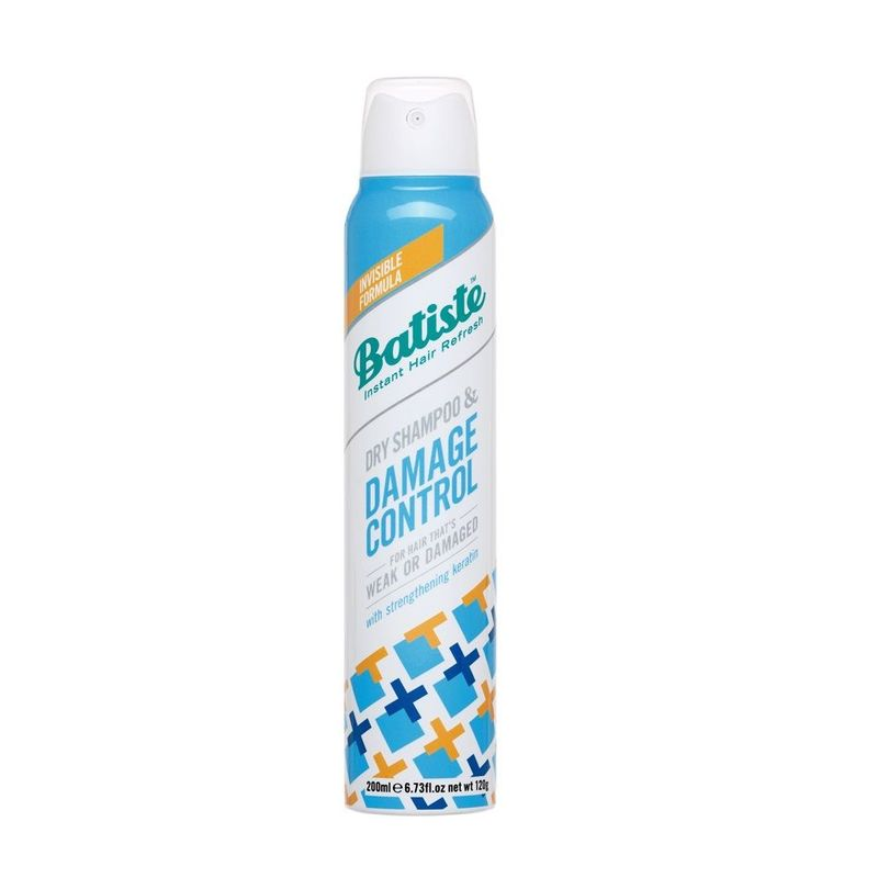 Batiste Hair Benefits Dry Shampoo Damage Control 200ml