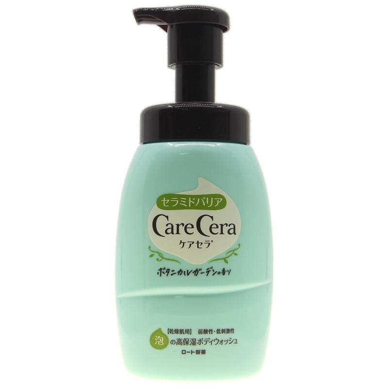 Care Cera Botanical Bodywash 450mL