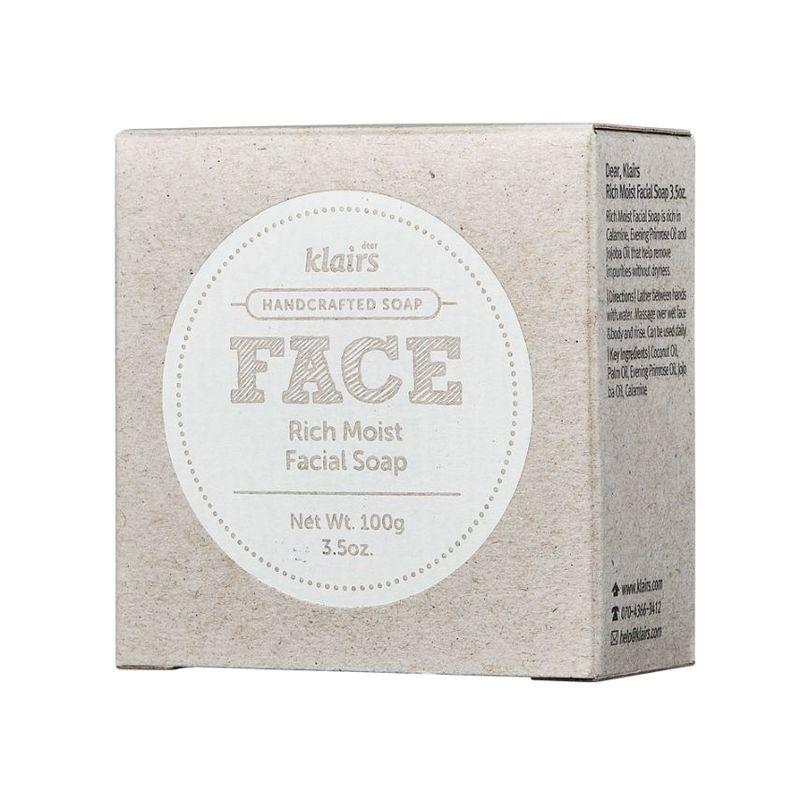 Dear, Klairs Rich Moist Facial Soap