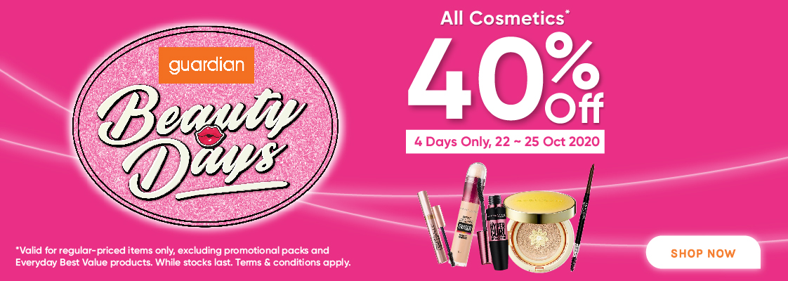 Beauty Days - 22 to 25 Oct