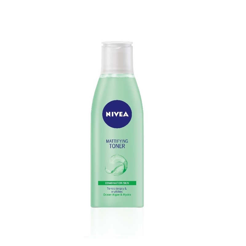 Nivea Face Care For Woman Cleanser Matiffying Toner, 200ml