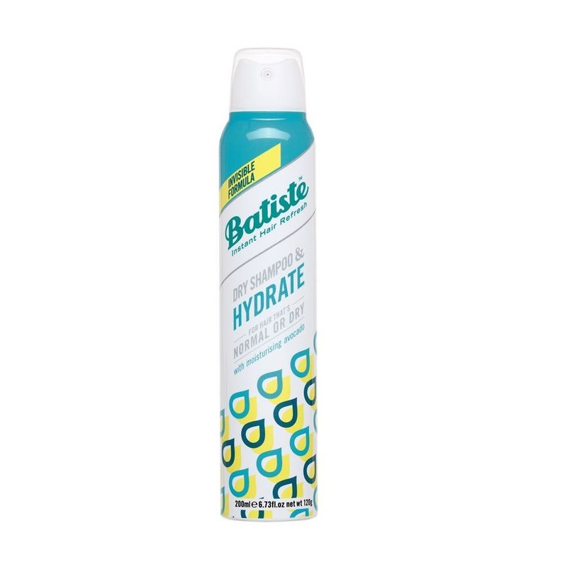 Batiste Hair Benefits Dry Shampoo Hydrate 200ml
