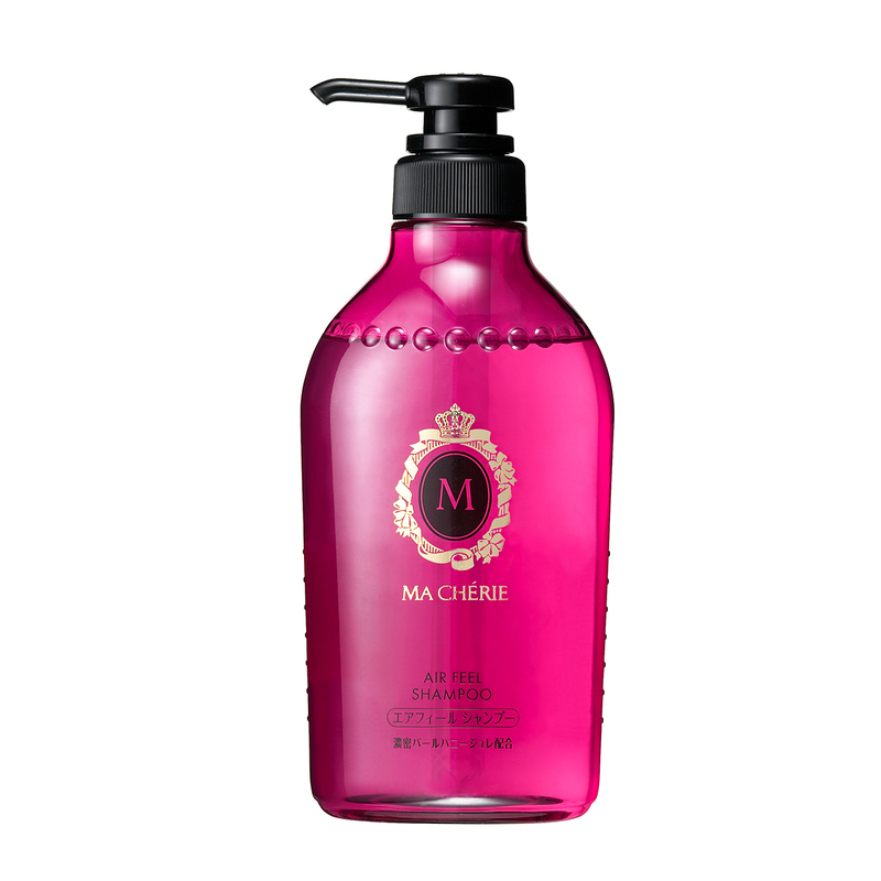 Ma Cherie Air Feel Shampoo 450ml Mannings Online Store