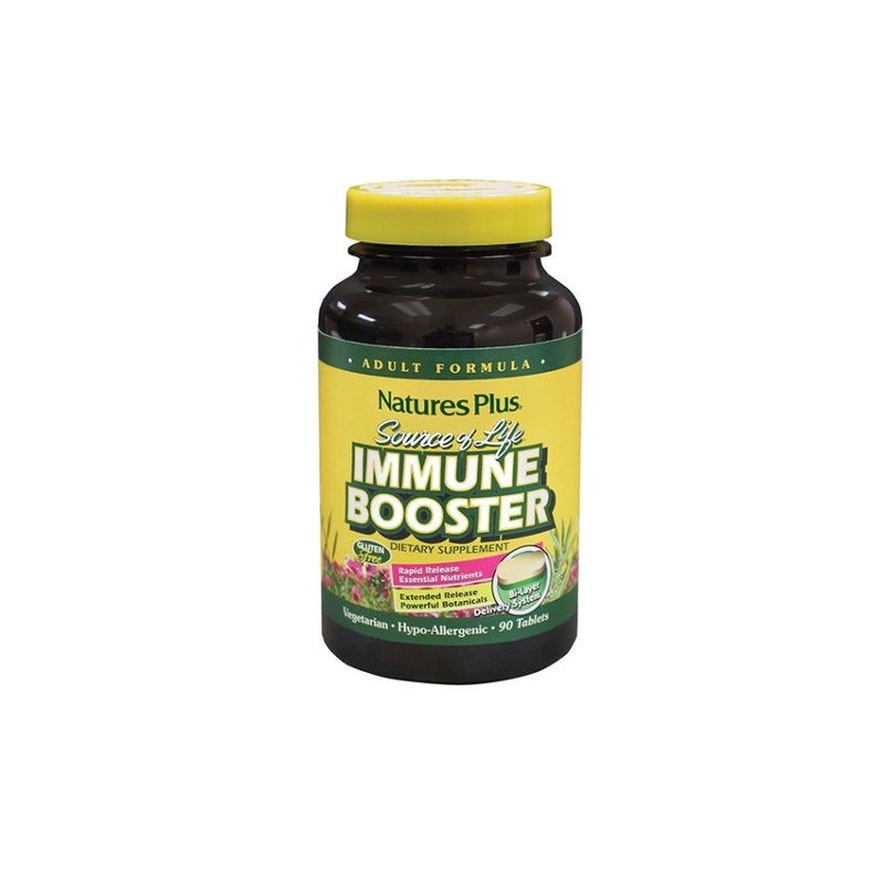 Natures Plus Immune Booster, 90 tablets