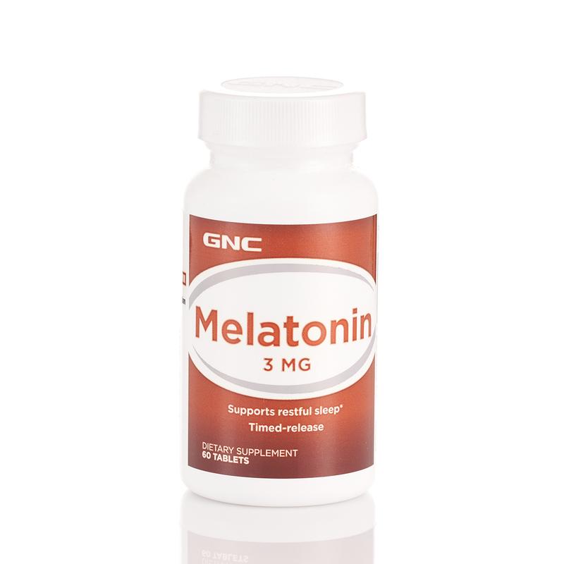 GNC Melatonin 3 60pcs