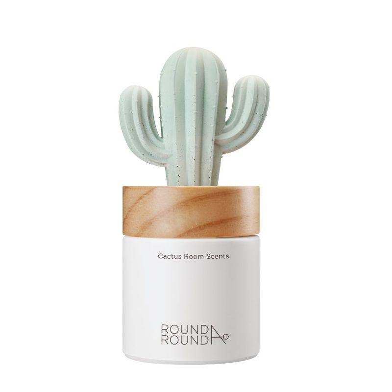 Round A'Round Cactus Diffuser [Billberry Cactus] 1set