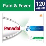 Panadol with Optizorb, 120 caplets