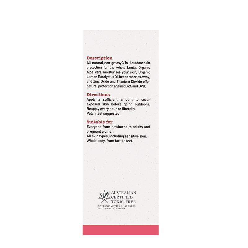 Cherub Rubs Scatterscreen Sunscreen, 100ml