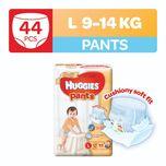 Huggies Gold Pants L, 44pcs