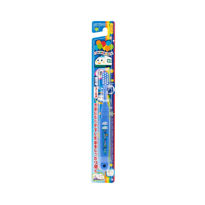 Shinkansen Toothbrush (3-6Y) 1pc