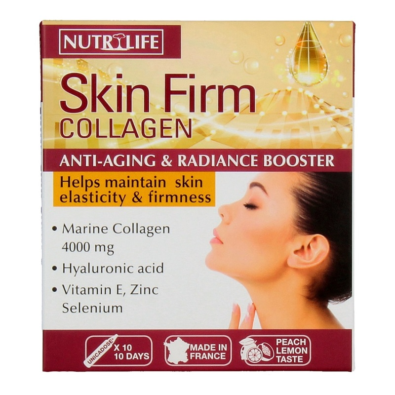 Nutrilife Skin Firm Collagen, 10pcs