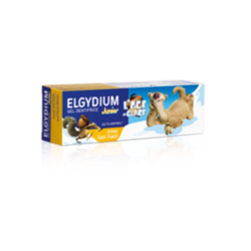 Elgydium Junior Tutti Frutti Toothpaste, 50ml