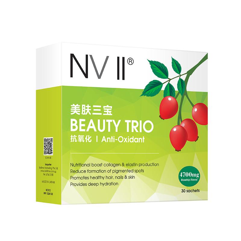 NV II Beauty Trio, 30 sachets