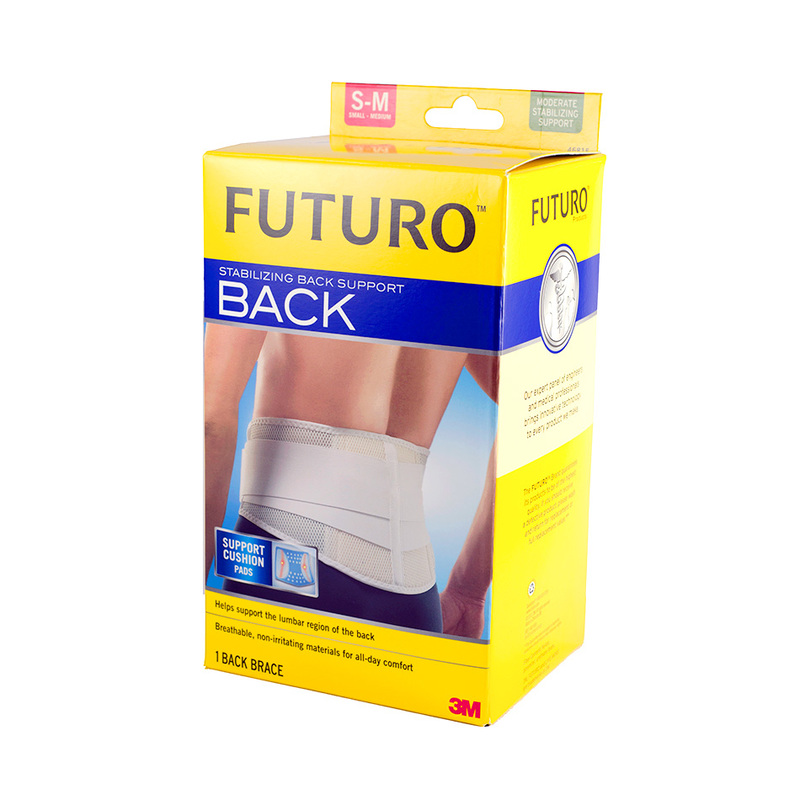 Futuro Stabilizing Back Support S - M
