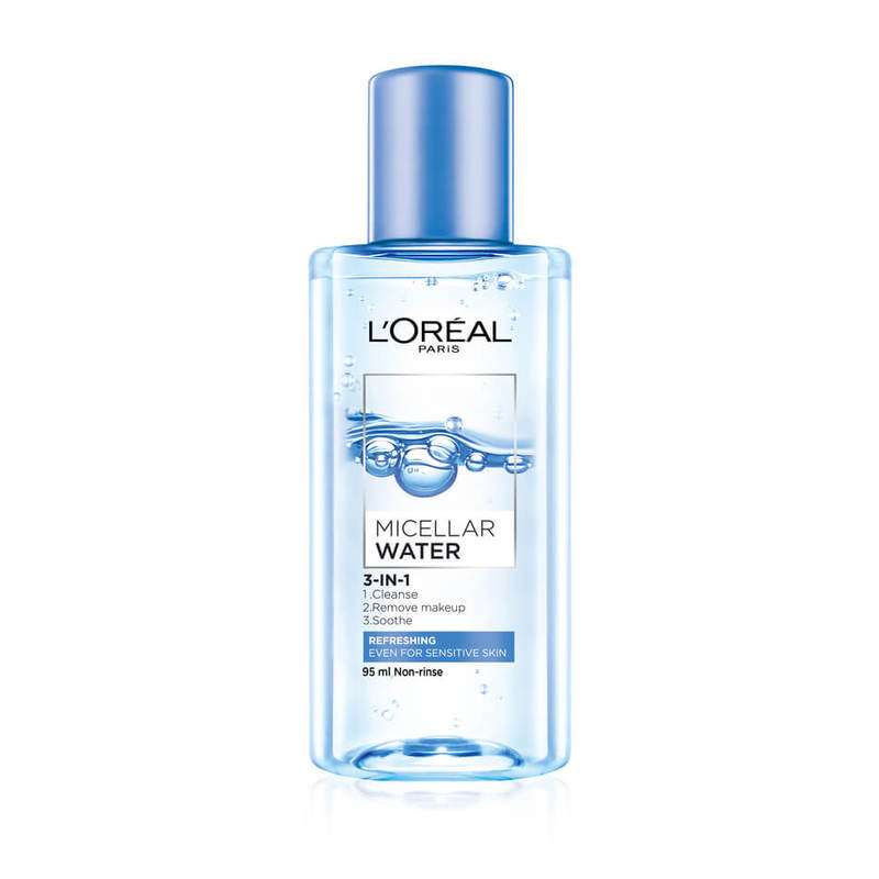 L'Oreal Dermo-Expertise Bi-Phase Refreshing Micellar Water,95ml