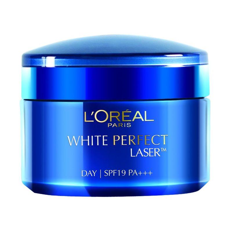 Dermo-Expertise  L'Oreal White Perfect Laser Day Cream SPF 19 Pa+, 50ml