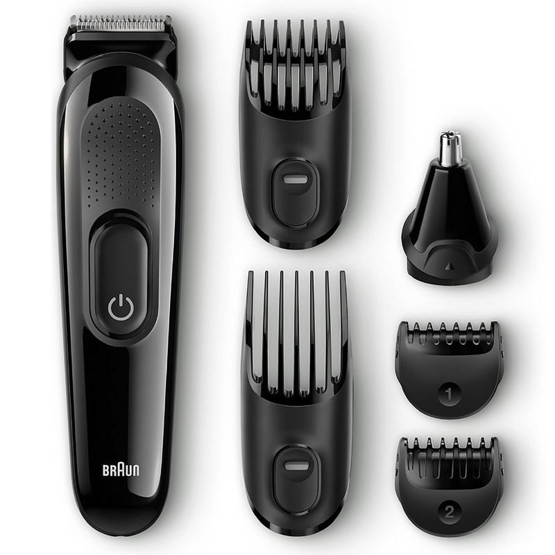 Braun  Face and Head Multi Trimming Kit, 1s