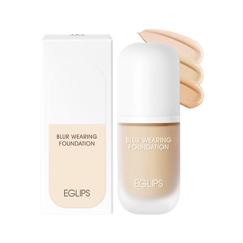 Eglips Blur Wearing Foundation N23 Beige