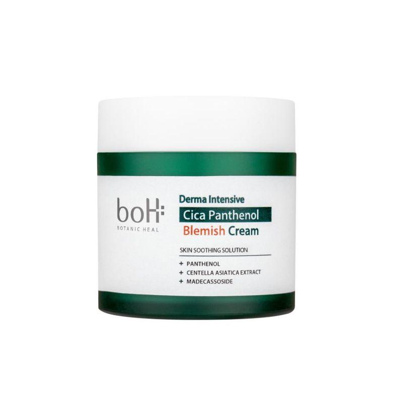 Botanic Heal Boh Derma Intensive Cica Panthenol Blemish Cream 70Ml(Toner 20Ml)