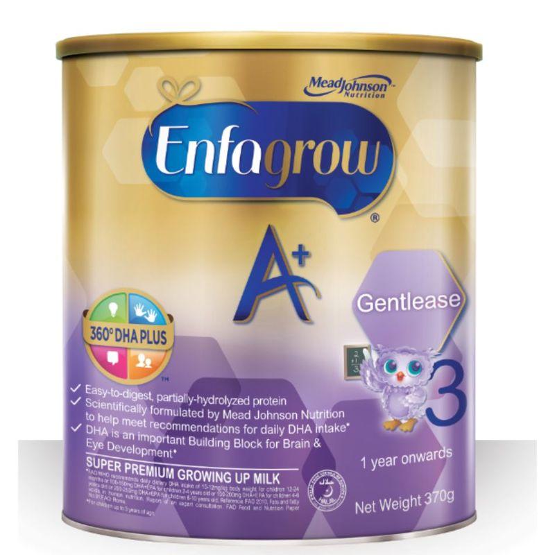 Enfagrow A+ Gentlease S3 370g Free Gift