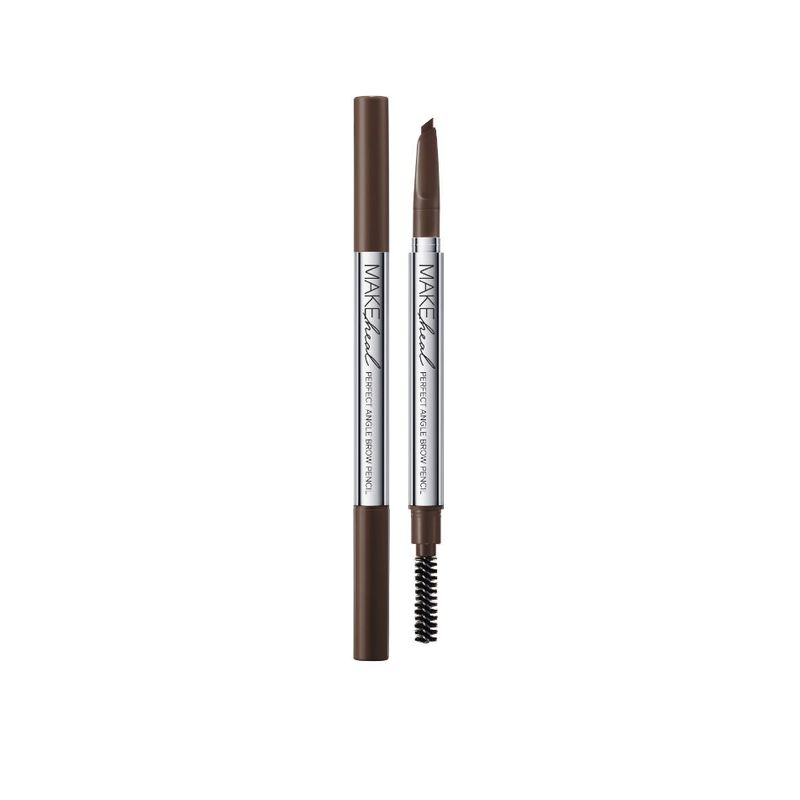 MakeHeal Perfect Angle Brow Pencil BR0201 Jet Gray Brown 0.18g