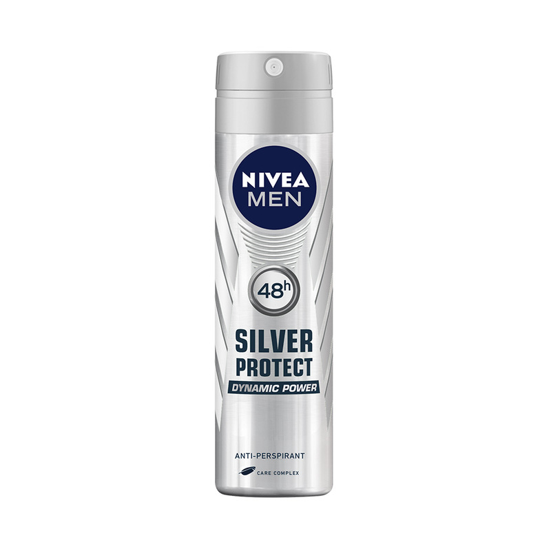 Nivea Men Silver Protect Anti-perspirant, 50ml
