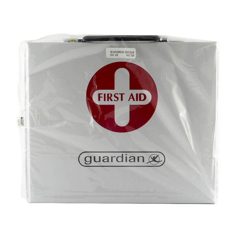 Guardian Empty First Aid Kit Family