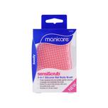 Manicare Sensiscrub 3 In 1 Silicone Body Brush