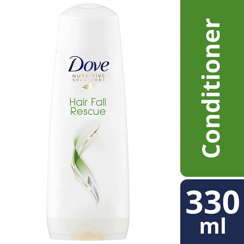 Dove Weak Hair Hair Conditioner Hair Fall Rescue, 330ml