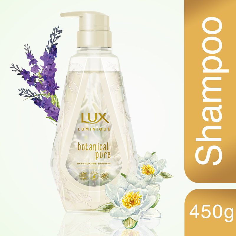 Lux Luminique Botanical Pure Shampoo 450g