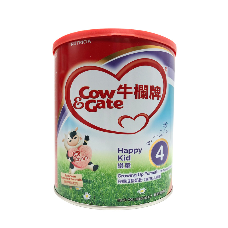 Cow & Gate Stage 4 900g