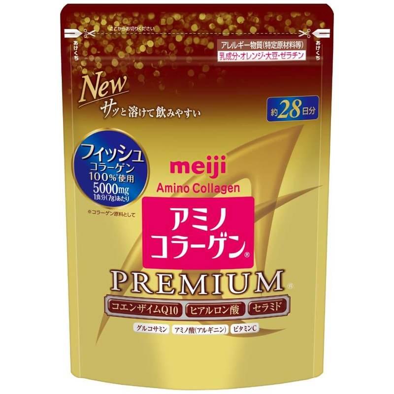 Meiji Amino Collagen Premium Refill