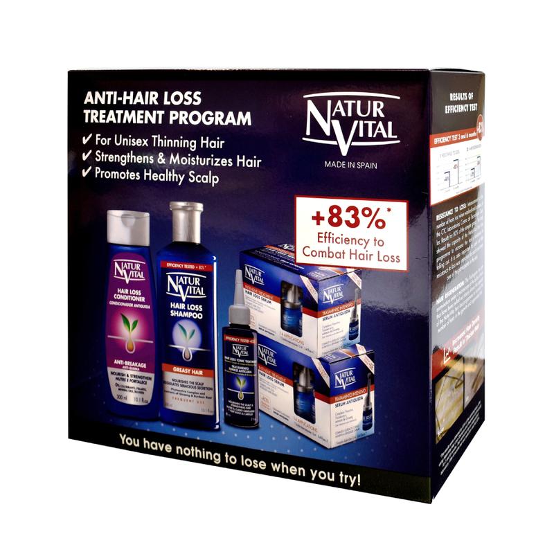 Natur Vital Anti-Hair Loss Treatment Program