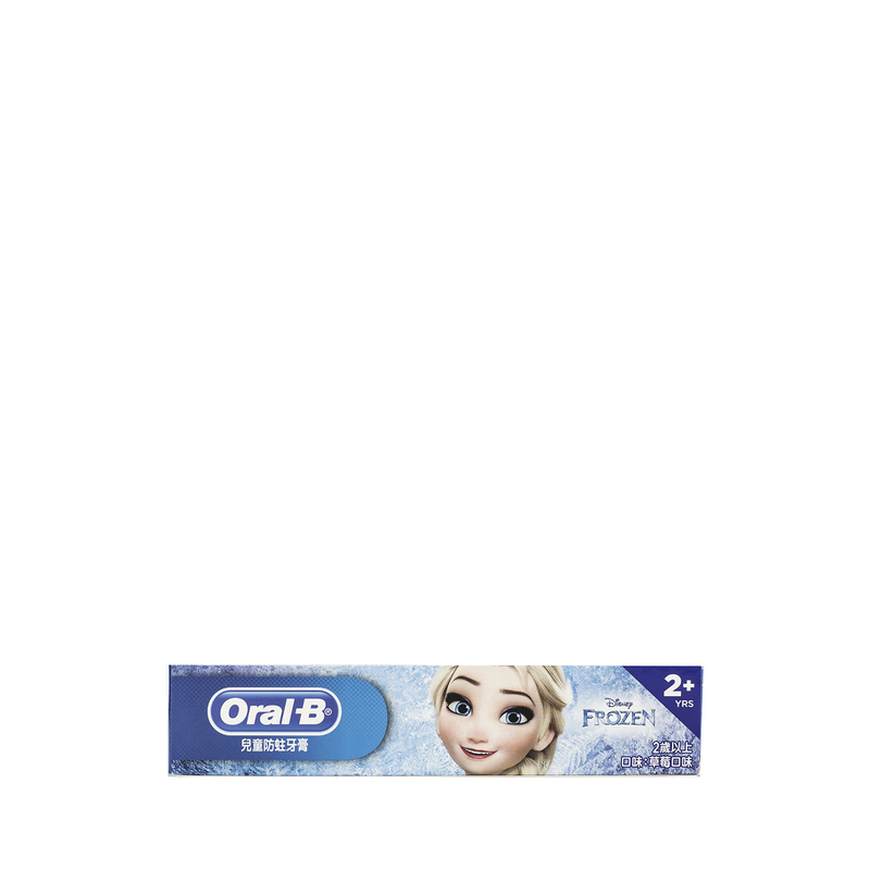 Oral B Disney Frozen Strawberry40g