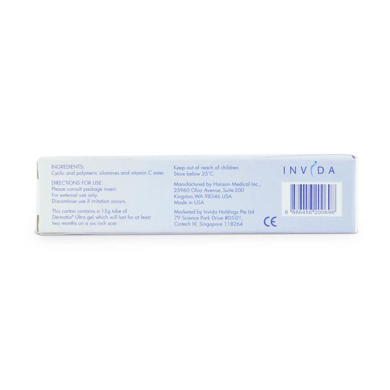 Dermatix Ultra Scar Gel, 15g